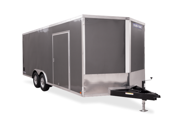 2021 Sure-Trac 8.5 x 24 Pro Series Enclosed Wedge Car H