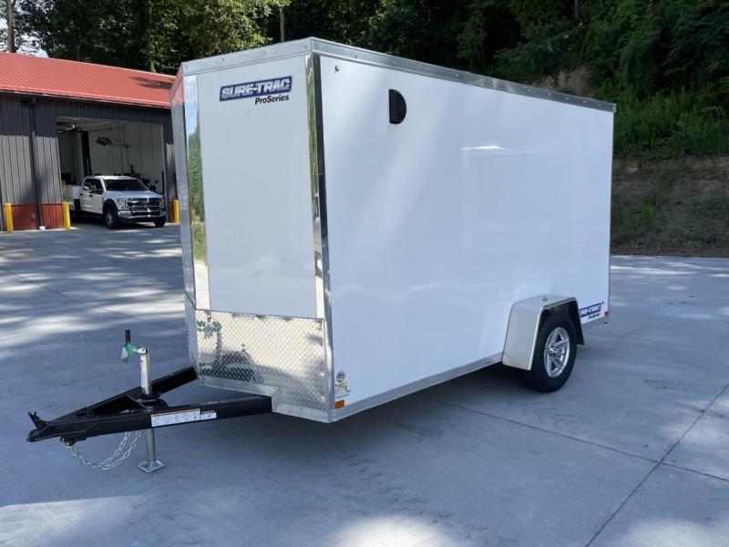 2021 Sure-Trac Pro Series 6 x 12 Enclosed Cargo Trailer