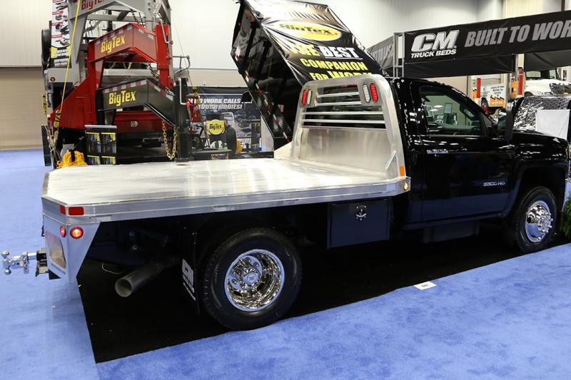 """2021 CM Aluminum RD 9'4"""" x 97 - 60 Cab To Axle"""