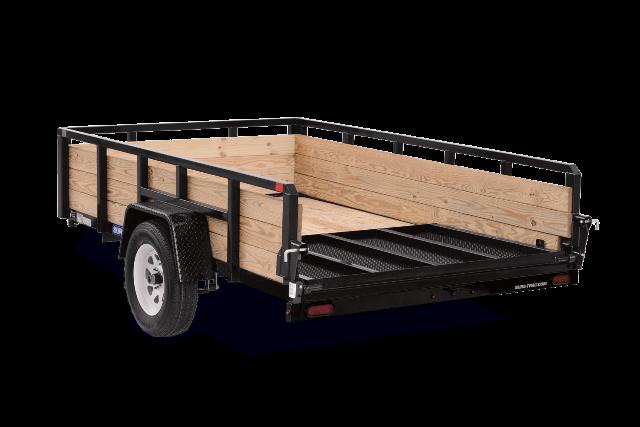 2021 Sure-Trac 6 x12 3 Board High Side