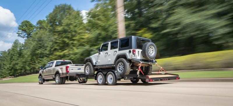 2022 Big Tex Trailers 70CH18BK Car / Racing Trailer