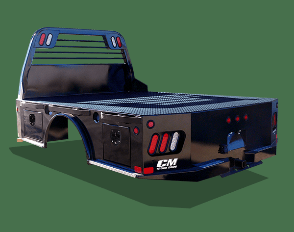 """2021 CM SK Model Truck Bed  9'4"""" x 94"""" for 60"""" Cab To Axle Cab Chassis"""