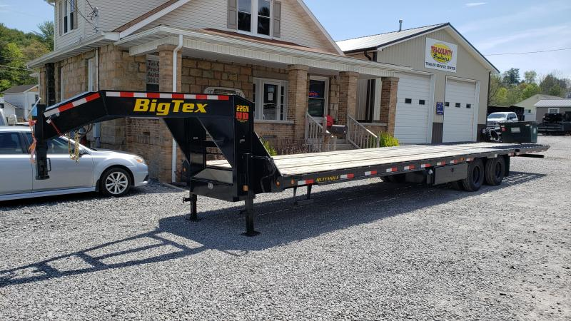 2020 Big Tex Trailers 22GN-35-HDTS Gooseneck Trailer