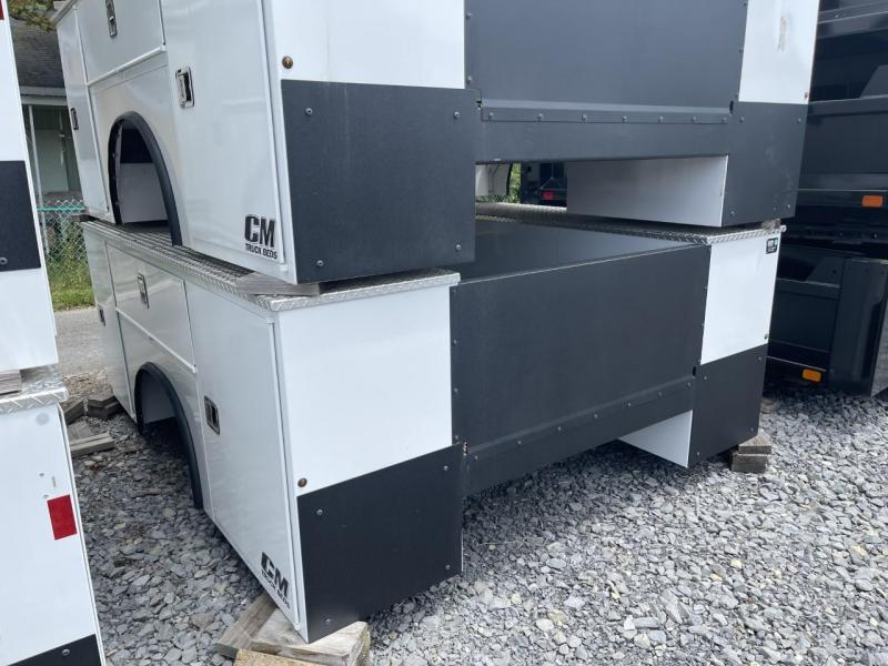 "2019 New Steel CM Service Body 110"" x 94"" - 60"" Cab To Axle"