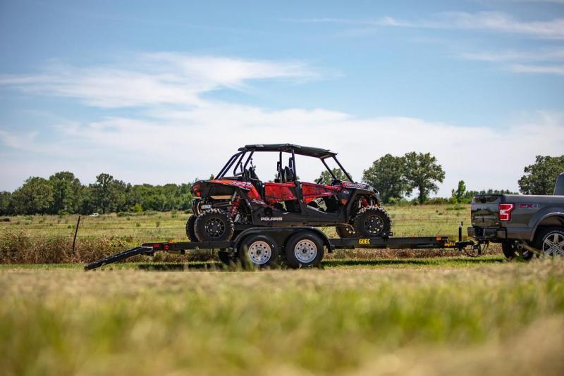 "2022 Big Tex Trailers 60EC 83"" x 18' Car / Racing Trailer"