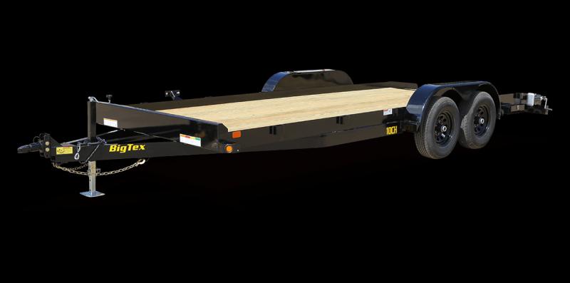 2021 Big Tex Trailers 10CH-20 Car / Racing Trailer