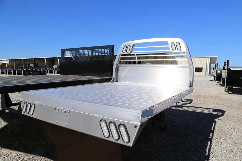 "2021 CM Truck Beds AL RS Truck Bed Truck Bed 8'6"" x 84"" Long Bed Single Rear Wheel"