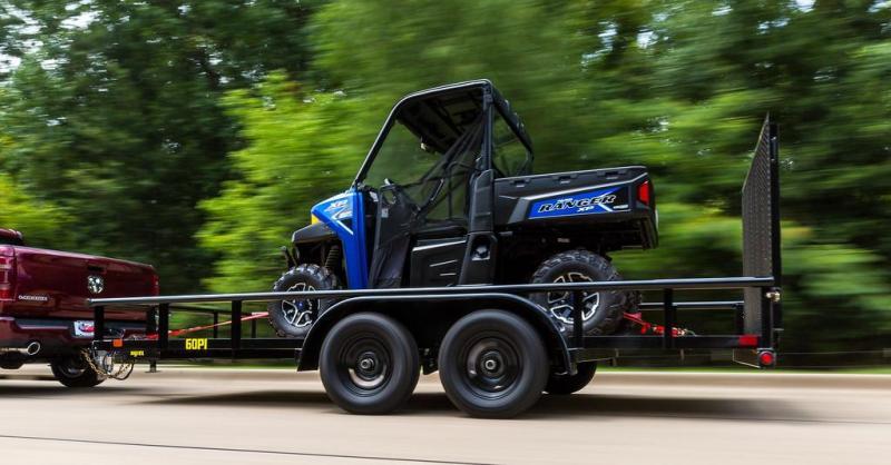 2022 Big Tex Trailers 60PI14BK4RG Utility Trailer