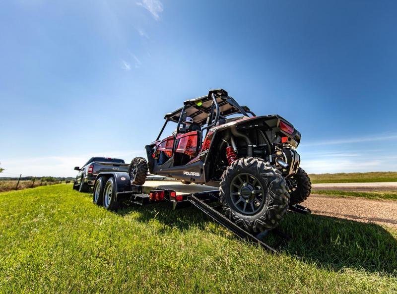 2022 Big Tex Trailers 60EC16BK Car / Racing Trailer