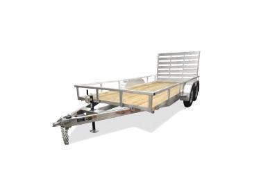 2020 H and H Trailer H8214TRSA-070 Utility Trailer