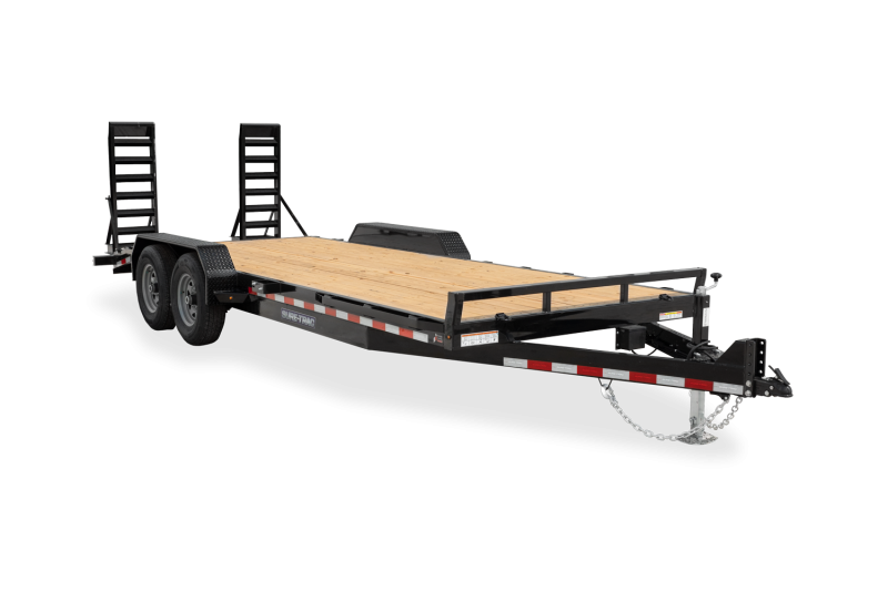 2022 Sure-Trac ST8216ETFDB140 Equipment Trailer