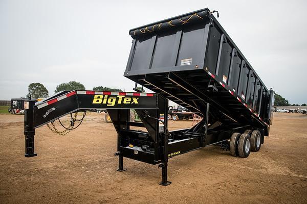 2022 Big Tex Trailers 25DU-20 - 25,900 GVW  Dump Trailer