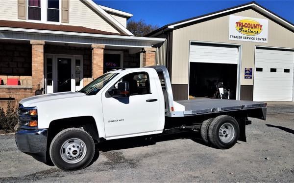 2018 CM Truck Beds ALRD 11'4/97/84/34 Truck Bed