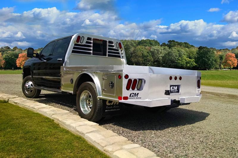 """2019 CM  AL SK Truck Bed  8' 6"""" x 97 Ford"""