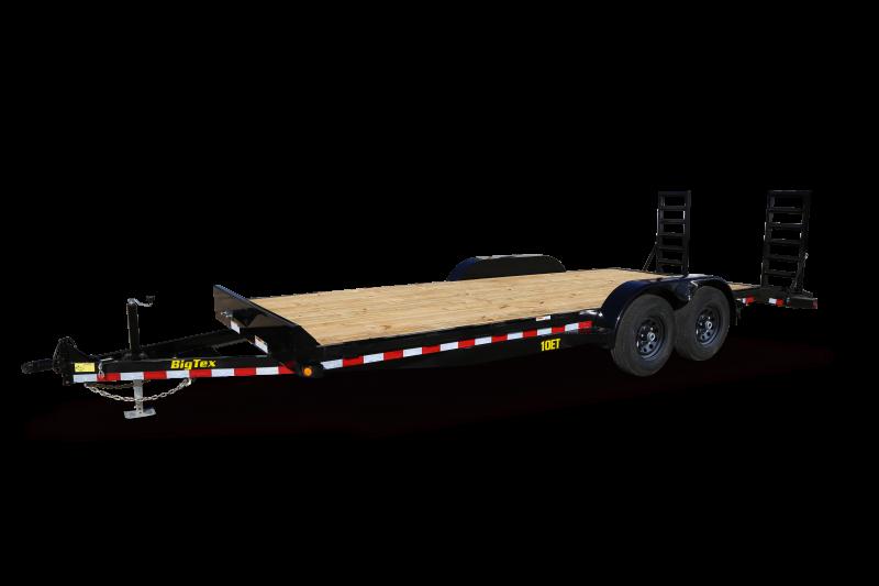 2021 Big Tex Trailers 10ET-20 Equipment Trailer