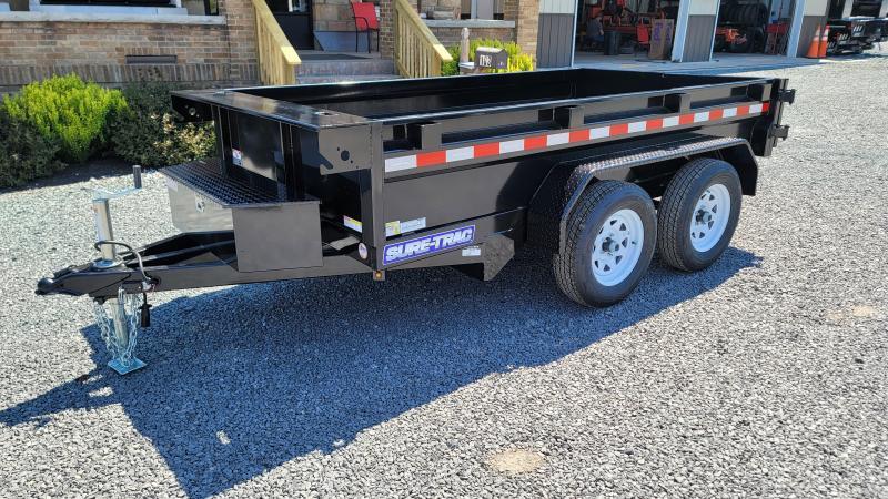 2021 Sure-Trac 5 x 10 7k Dump Trailer