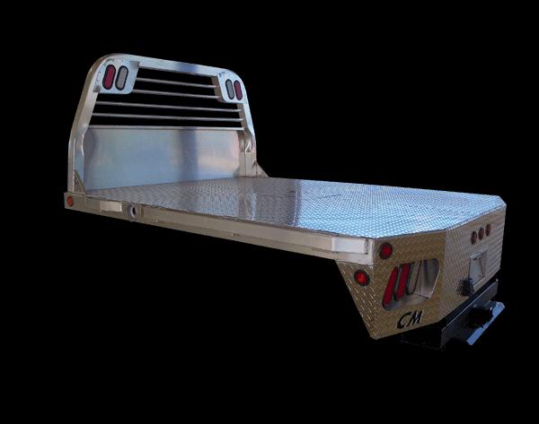 "CM Truck Beds AL RD Truck Bed  11'4"" x 97"""