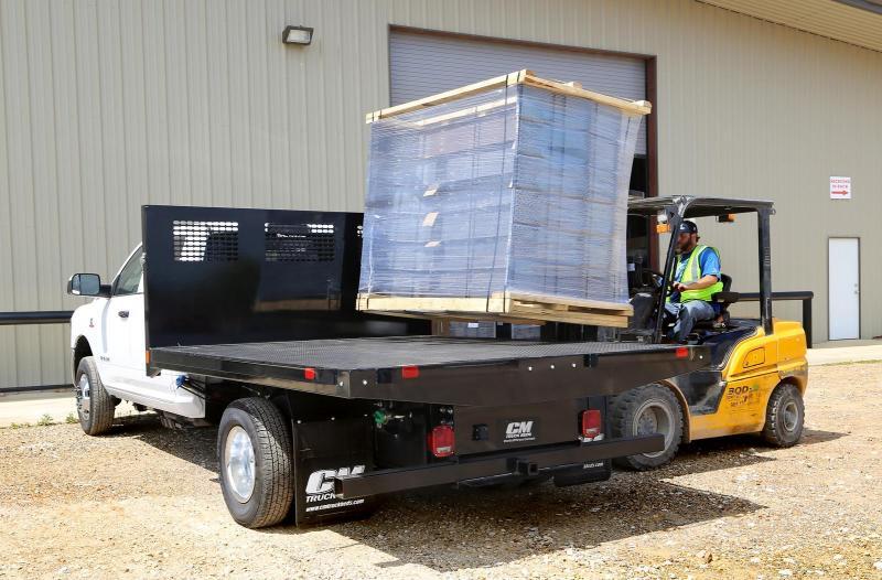 """2021 CM Truck Beds PL 12' x 101"""""""