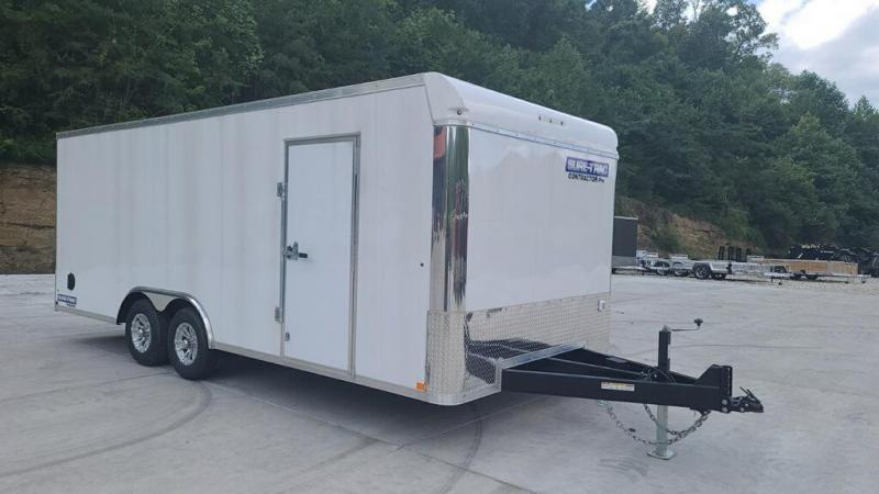 "2020 Sure-Trac 102""x20 Contractor Pro (STBNCP10220TA) Enclosed Cargo Trailer"