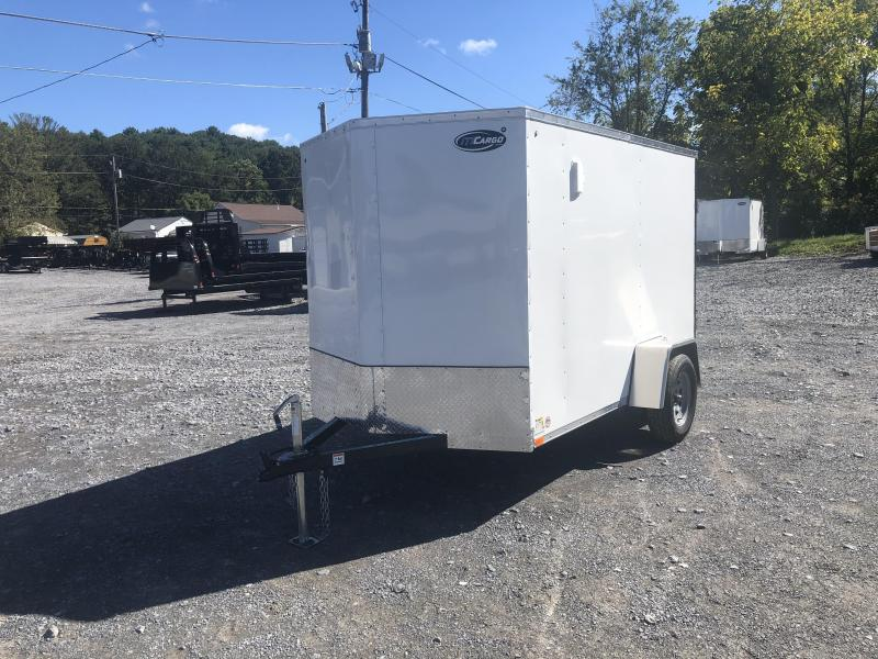2021 ITI Cargo 6X10 Enclosed Cargo Trailer