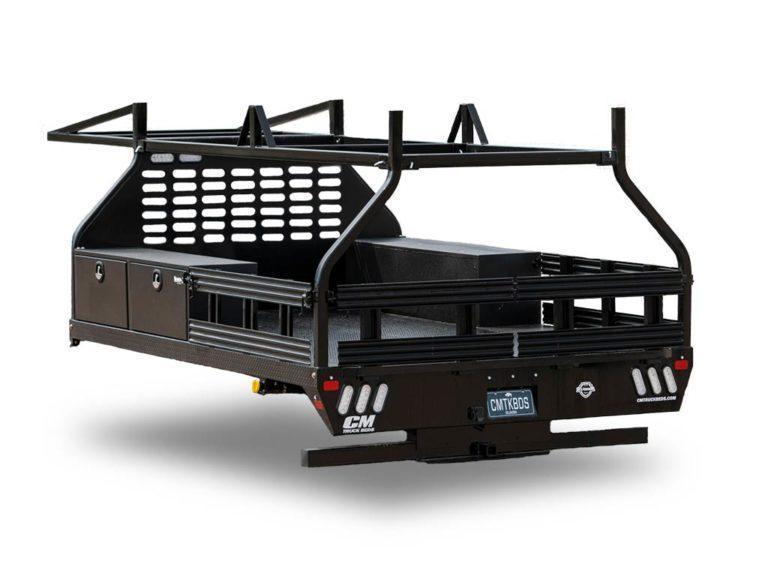 2020 CM Truck Beds CM Truck Beds 12ft Contractor Body Truck Bed