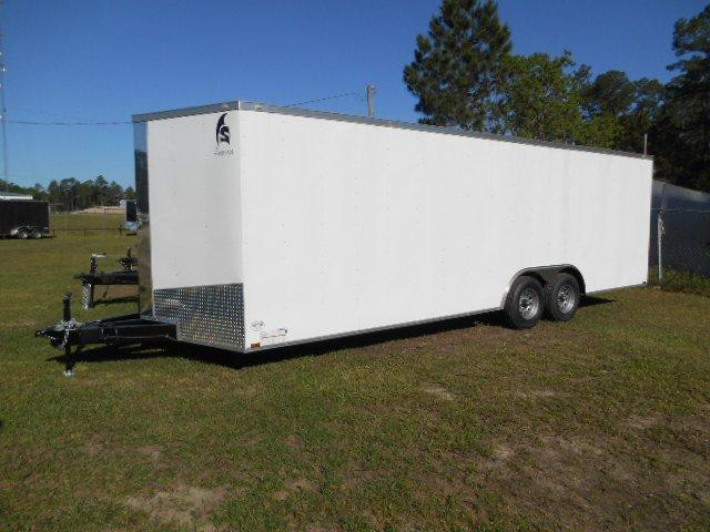 Spartan 8.5X24 10K Enclosed