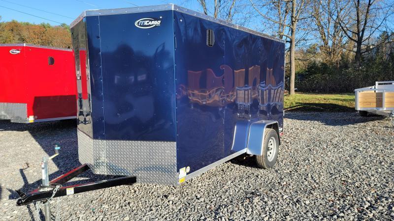 ITI Cargo Y7212SA-030 Enclosed Cargo Blue