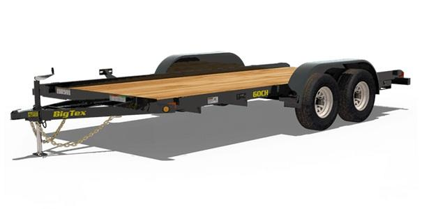 2021 Big Tex Trailers 60EC-16 Car / Racing Trailer