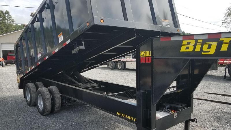2020 Big Tex Trailers 25 DU Dump Trailer