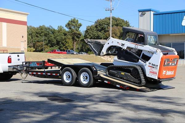 """2022 Big Tex Trailers 14TL- 83"""" x 16' + 4' 14K Tilt Equipment Trailer"""