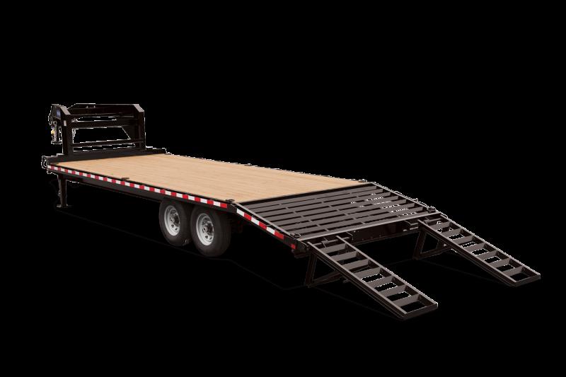 2021 Sure-Trac ST102204SDDOGN150 Deckover Trailer