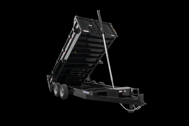 2021 Sure-Trac ST8216TLDDB160 Dump Trailer