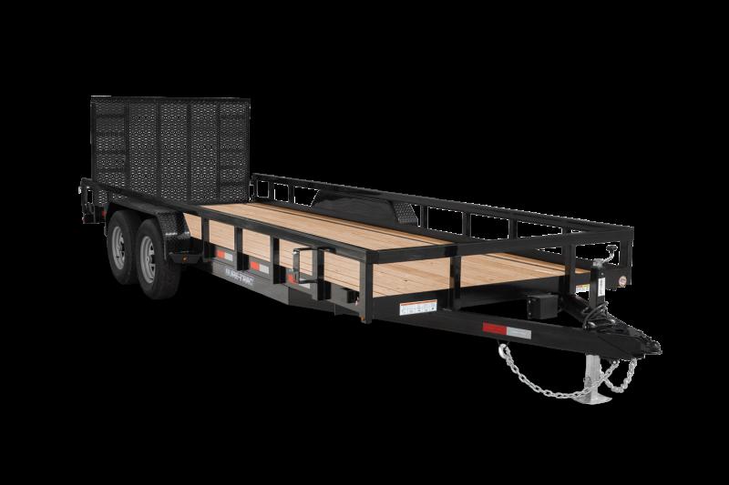 "2021 Sure-Trac 82"" x 20' 10K Utility Trailer"