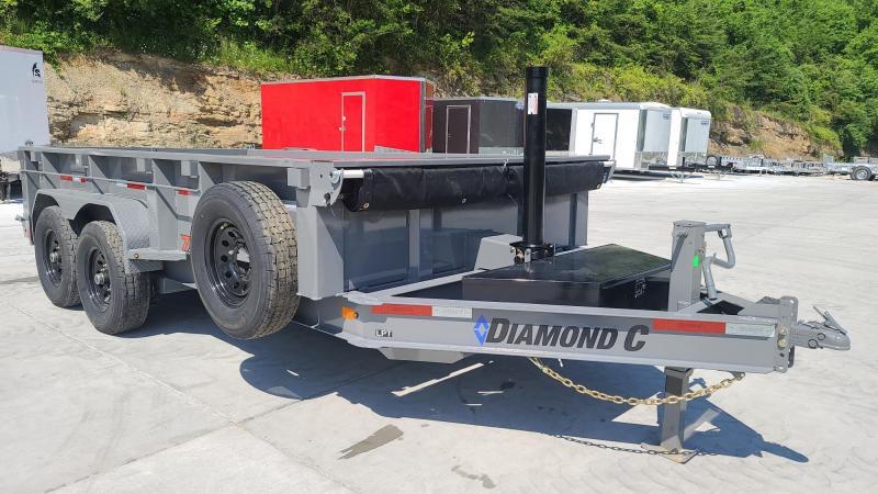 Diamond C Trailers LPT Dump Trailer