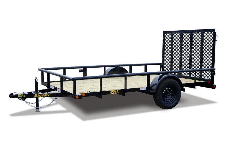 "2021 Big Tex Trailers 35SA 77"" x 14' Utility Trailer"