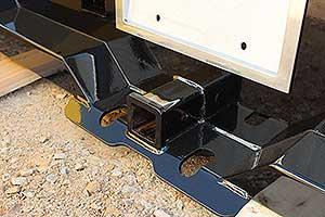 """2021 Norstar 11'4"""" x 97"""" SR Model Truck Bed"""
