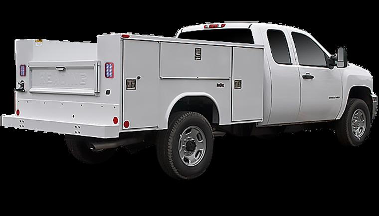 "2021 Reading 98"" SL Model Truck Bed"