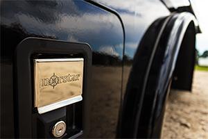 "2021 Norstar 8'6"" x 97"" ST Model Truck Bed"