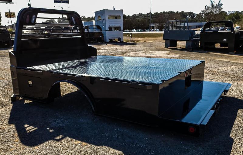 """2020 Norstar 9'4"""" x 94"""" ST Model Truck Bed w/Oilfield Package"""