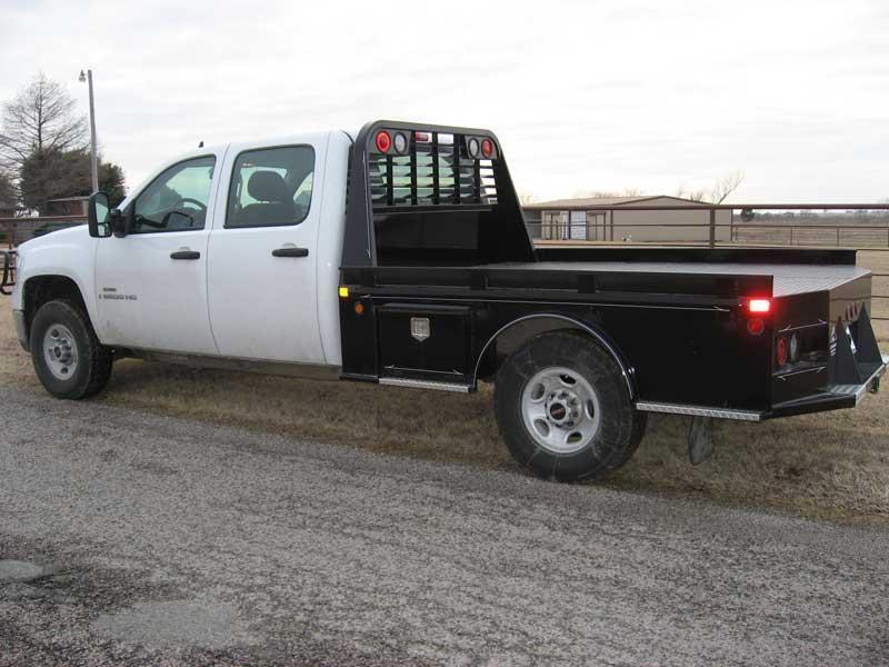 """2020 J & I  84"""" x 82"""" RH Model Truck Bed"""