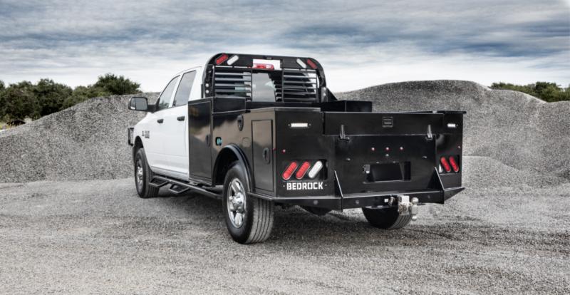 "2020 Bedrock 8'6"" x 97"" Marble Truck Bed"