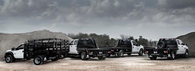 "2019 Bedrock 8'6"" x 97"" Diamond Model Truck Bed"