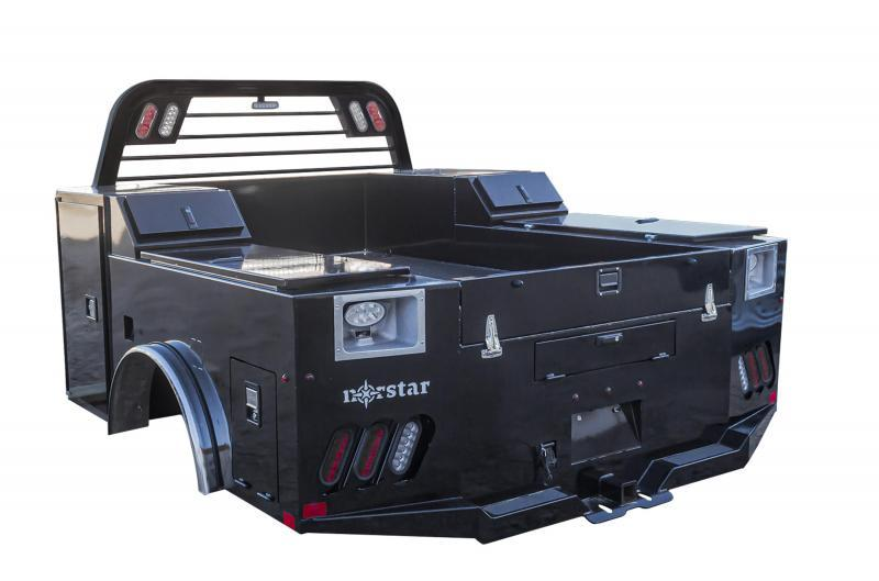 "2021 Norstar 8'6"" x 90"" SD Model Truck Bed"