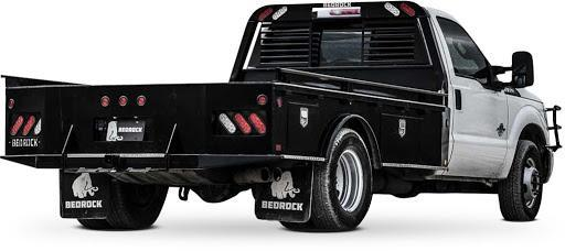"2019 Bedrock 8'6"" x 97"" Granite Model Truck Bed"