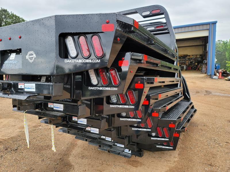 """2021 Dakota 8'6"""" x 84"""" DB Model Flat Truck Bed"""