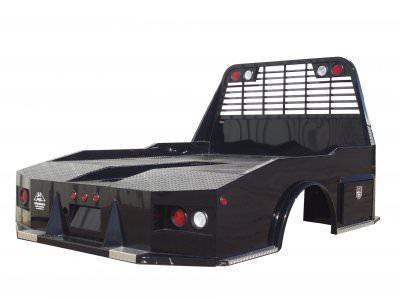 """2021 J & I  9'4"""" x 96"""" RR Model Truck Bed"""