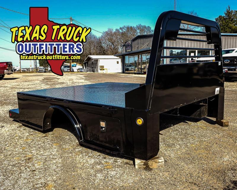 "2020 Norstar 9'4"" x 94"" ST Model Truck Bed w/Oilfield Package"