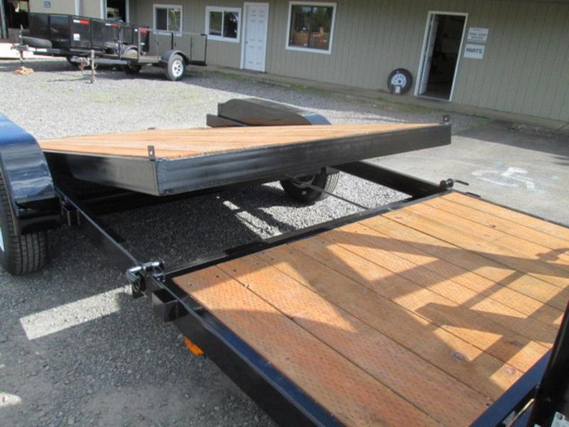 Trail Dust Tilt Deck Trailers