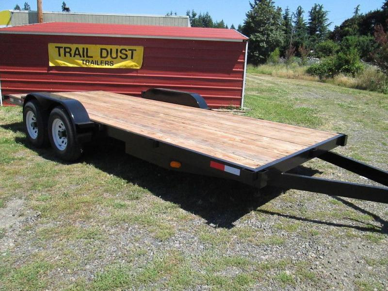 Trail Dust Flatbed