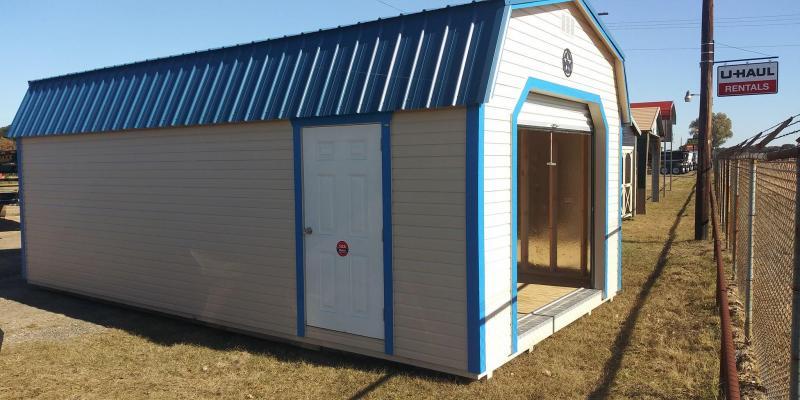 2020 Lonestar Utility Garage Garage/Carport